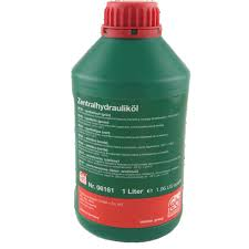 Жидкость синт. для гидравлических систем (зеленая)