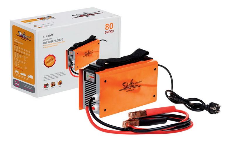 Пуско-зарядное устройство Airline 12В, 80А (от 220В)