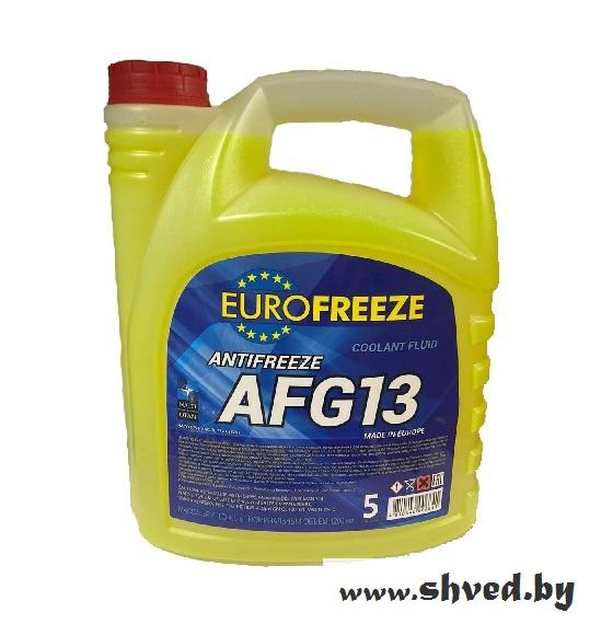 EUROFREEZE Antifreeze AFG13 4,2л