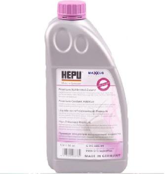 HEPU (конц) фиолетовый G12++, 1.5л
