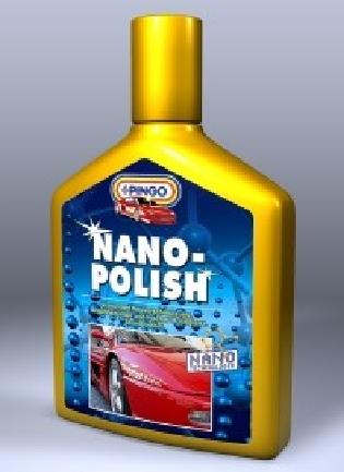 Полироль для кузова - НАНО - 500мл