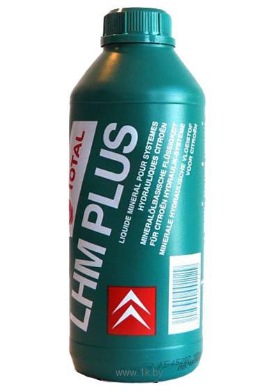Минеральная FLUIDE LHM PLUS (TOTAL), 1л