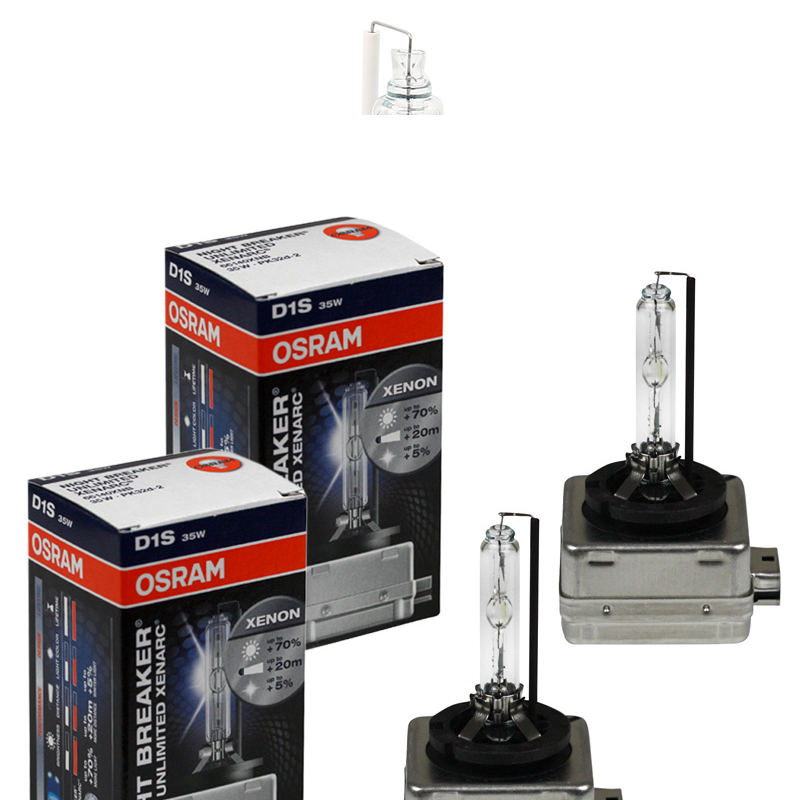 Лампа газоразрядная D1S 35W PK32D-2 XENARC NIGHT BREAKER UNLIMITED/OSRAM
