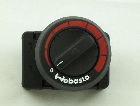 Выключатель поворотный (регулятор) отопителя