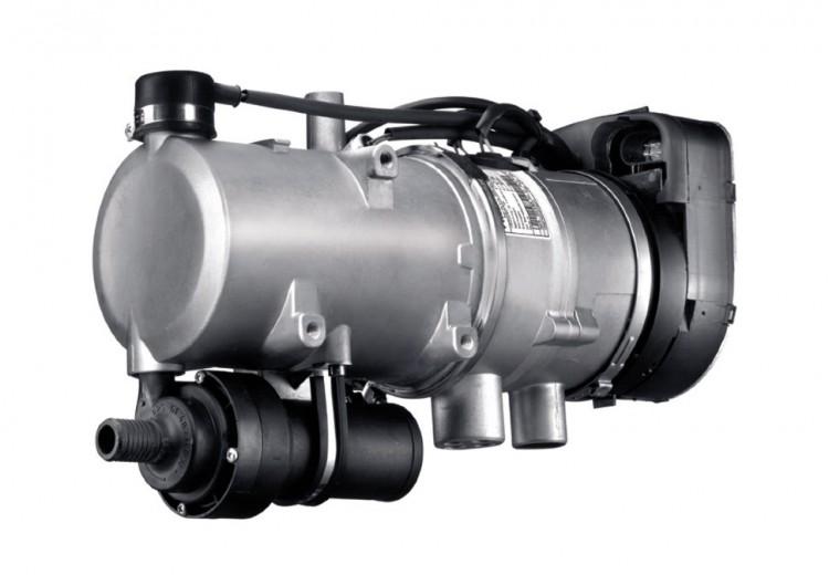 WEBASTO Thermo Pro 90 дизель 24V с установочным комплектом