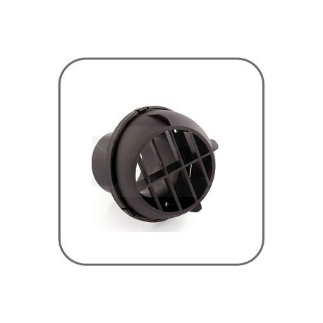 Дефлектор воздуха поворотный Webasto (грибок), D 60мм (в сборе)