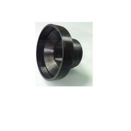 Переходник из пластика для воздуховодов D90/60 мм Webasto