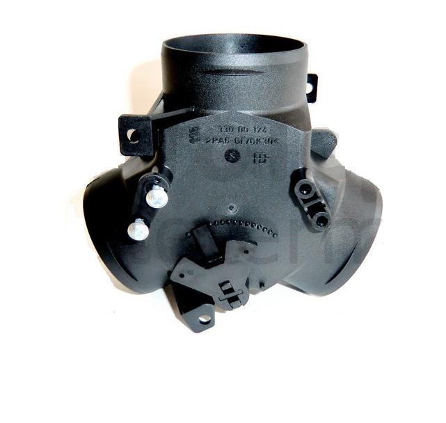 Распределительный клапан D 90мм Webasto с шибером