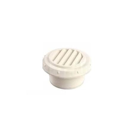 Дефлектор АТ2000 Ø60мм 45° (пластик) белый