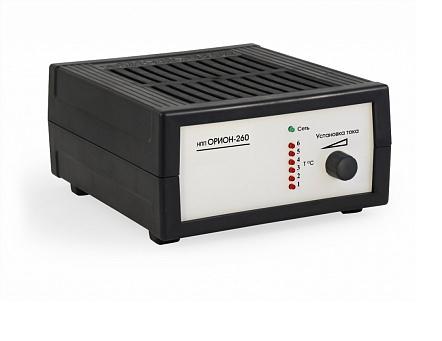 Зарядное устройство Зарядный ток 0,6-6 А