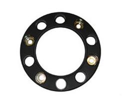 Колпак колеса L/R  n10 низкий /IVECO EuroCargo/Tech/Trakker/Star/Cursor/Stralis